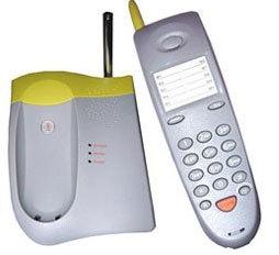 T l phone sans fil et sans risque alterondes 35 for Telephone interieur sans fil